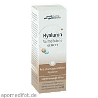 Hyaluron Sanfte Bräune Gesichtspflege, 50 Milliliter, Dr. Theiss Naturwaren GmbH