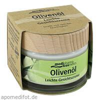 Olivenöl Leichte Gesichtscreme, 50 ML, Dr. Theiss Naturwaren GmbH