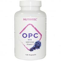 OPC + Vitamin C 855 mg, 120 ST, nutri Tec B.V.