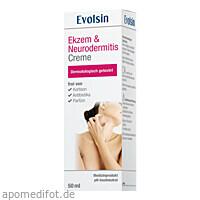 Evolsin Ekzem & Neurodermitis Creme, 50 ML, Evolsin medical UG (haftungsbeschränkt)