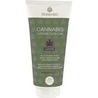 DermaSel Cannabis Dusche Hanf/Lavendel, 200 ML, Fette Pharma GmbH