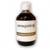 KOLLOIDALES GOLD 5PPM, 500 ML, Senagold Naturheilmittel GmbH