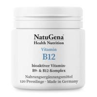 Vitamin B12, 120 ST, NatuGena GmbH