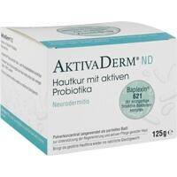 AktivaDerm ND Neurodermitis Hautkur akt Probiotika, 125 G, Medice Arzneimittel Pütter GmbH & Co. KG