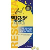 Bachblüten Original Rescura Night Pearls, 28 ST, Nelsons GmbH