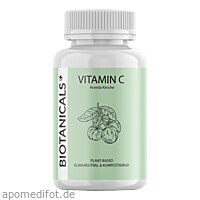Biotanicals Vitamin C, 120 ST, Biotanicals GmbH