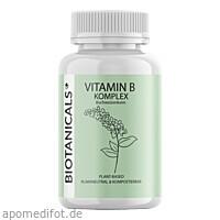 Biotanicals Vitamin B, 90 ST, Biotanicals GmbH