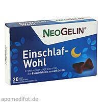 NeoGelin Einschlaf-Wohl, 20 ST, Biologische Heilmittel Heel GmbH