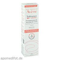AVENE Tolerance Control Creme, 40 ML, PIERRE FABRE DERMO KOSMETIK GmbH GB - Avene