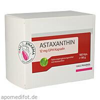 ASTAXANTHIN 12MG GPH KAPSELN, 180 ST, Hecht-Pharma GmbH