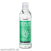 Aloe Vera Gel 99% Pur Haut & Haare, 200 ML, Casida GmbH & Co. KG