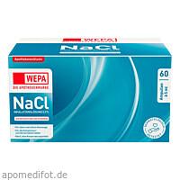 WEPA Inhalationslösung NaCl 0.9 %, 60X5 ML, Wepa Apothekenbedarf GmbH & Co. KG