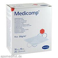 Medicomp Bl st 10x10, 25X2 ST, Paul Hartmann AG