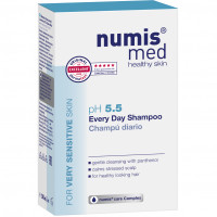 numis med ph 5.5 Shampoo, 200 ML, Mann & Schroeder GmbH