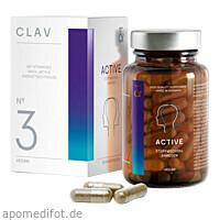 ACTIVE - Nährstoffkomplex mit Carnipure - vegan, 60 ST, CLAV GmbH
