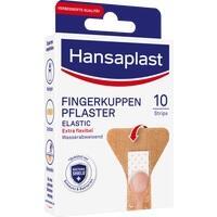 Hansaplast Elastic Fingerkuppen Pflaster 10 Str, 10 ST, Beiersdorf AG