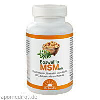 Boswellia MSM forte Dr. Jacobs, 90 ST, Dr.Jacobs Medical GmbH