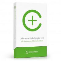 cerascreen Lebensmittelallergie Test IgE-Analyse, 1 ST, Cerascreen GmbH