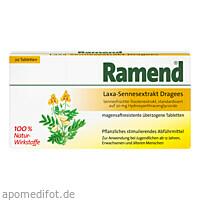 Laxa-Sennesextrakt Dragees Ramend, 20 ST, Queisser Pharma GmbH & Co. KG