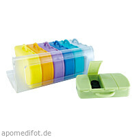 PillBase 2Go Semi-Transparent, 1 ST, PillBase GmbH