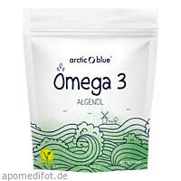 Omega-3 Algenöl-Kapseln vegan Arctic Blue, 60 ST, shanab pharma e.U.