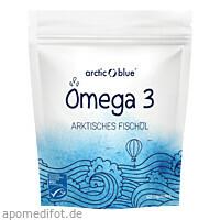 Omega-3 Arktisches Fischöl Kapseln MSC Arctic Blue, 60 ST, shanab pharma e.U.