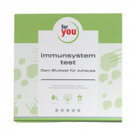 for you immunsystem-test, 1 ST, For You eHealth GmbH