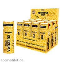 Berlina Kurkuma Shot, 12X60 ML, Mediakos GmbH