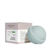 HERBLIZ CBD Badekugel Minze - 150mg, 1 ST, Mediakos GmbH