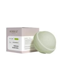HERBLIZ CBD Badekugel Zitronengras - 150mg, 1 ST, Mediakos GmbH