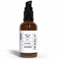 HERBLIZ CBD Haaröl Lavendel - 50ml, 50 ML, Mediakos GmbH