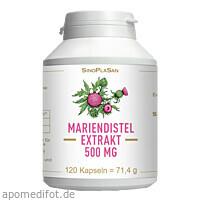 Mariendistelextrakt 500mg MONO, 120 ST, Sinoplasan AG