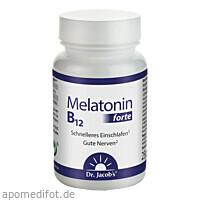 Melatonin B12 forte Dr. Jacobs, 90 ST, Dr.Jacobs Medical GmbH