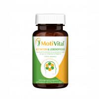 MotiVital Lebensfreude + 5-HTP 200 mg + Rosenwurz, 60 ST, HCLM Health GmbH