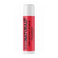 Bee Natural Lip Balm Strawberry - Erdbeere, 4.2 G, Werner Schmidt Pharma GmbH