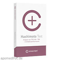 CERASCREEN HASHIMOTO TEST, 1 ST, Cerascreen GmbH