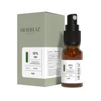 HERBLIZ CBD Mundspray 10 % Sativa, 10 ML, Mediakos GmbH
