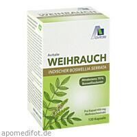 Weihrauch 450mg Boswellia Serrata, 120 ST, Avitale GmbH