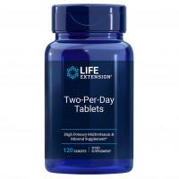 TWO PER DAY MULTIVITAMIN TBL LEF, 120 ST, shanab pharma e.U.