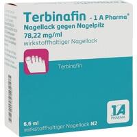 Terbinafin - 1 A Pharma Nagellack gegen Nagelpilz, 6.6 ML, 1 A Pharma GmbH