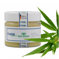 Evolsin CBD Haut-Balsam natural, 50 ML, Evolsin medical UG (haftungsbeschränkt)