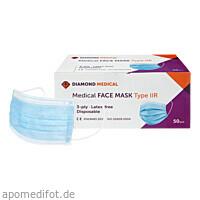 OP-Maske Diamond Medical, 50 ST, Goodscare GmbH