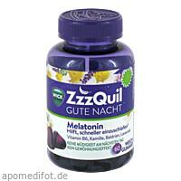 WICK ZzzQuil Gute Nacht, 60 ST, WICK Pharma - Zweigniederlassung der Procter & Gamble GmbH