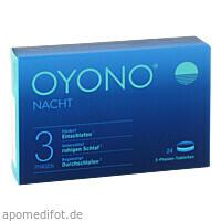 OYONO Nacht, 24 ST, MCM KLOSTERFRAU Vertr. GmbH