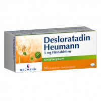 Desloratadin Heumann 5 mg Filmtabletten, 50 ST, Heumann Pharma GmbH & Co. Generica KG