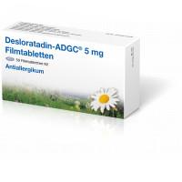 Desloratadin-ADGC 5 mg Filmtabletten, 50 ST, Zentiva Pharma GmbH