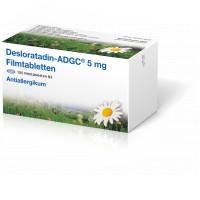 Desloratadin-ADGC 5 mg Filmtabletten, 100 ST, Zentiva Pharma GmbH
