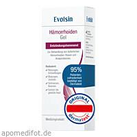 Evolsin Hämorrhoiden Gel, 40 ML, Evolsin medical UG (haftungsbeschränkt)