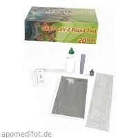 AESKU.RAPID SARS-CoV-2 Antigen Schnelltest, 20 ST, Cerascreen GmbH