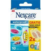 Nexcare Promo Tattoo Waterproof, 12 ST, 3M Medica Zwnl.d.3M Deutschl. GmbH